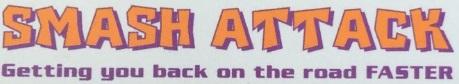 Smash Attack Logo