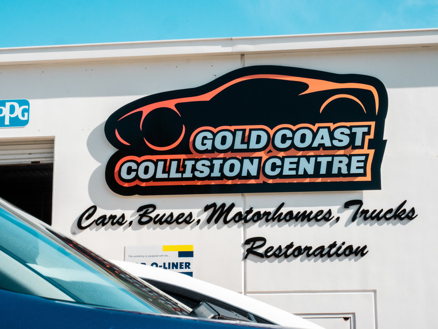 Gold Coast Collision Centre Photos