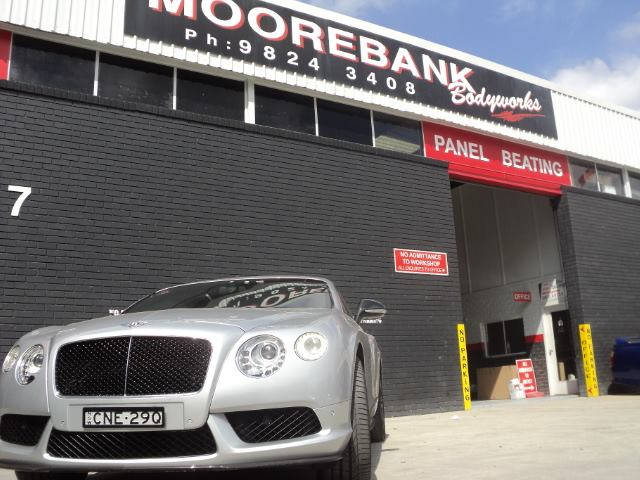 Moorebank Bodyworks Photos