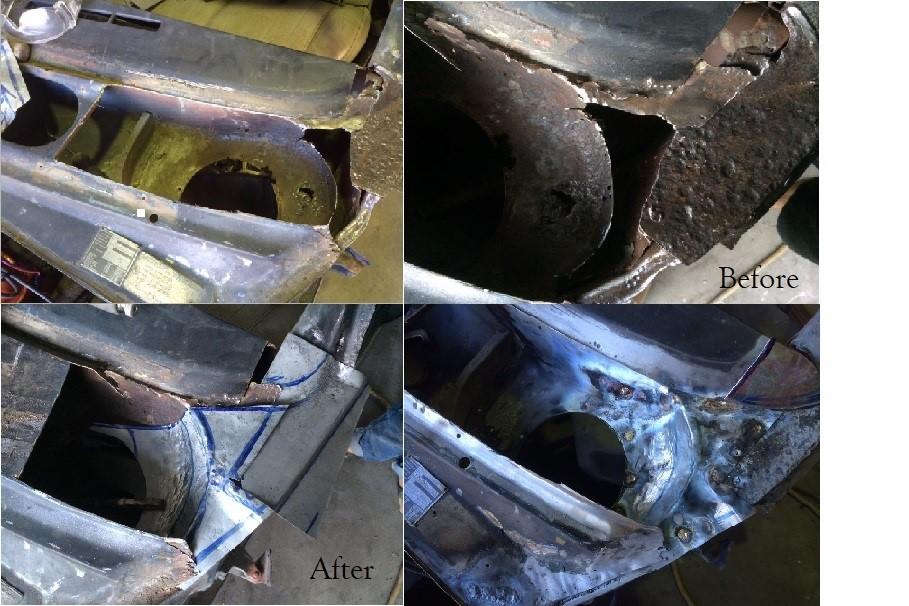 Egoli Restos & Repairs Photos