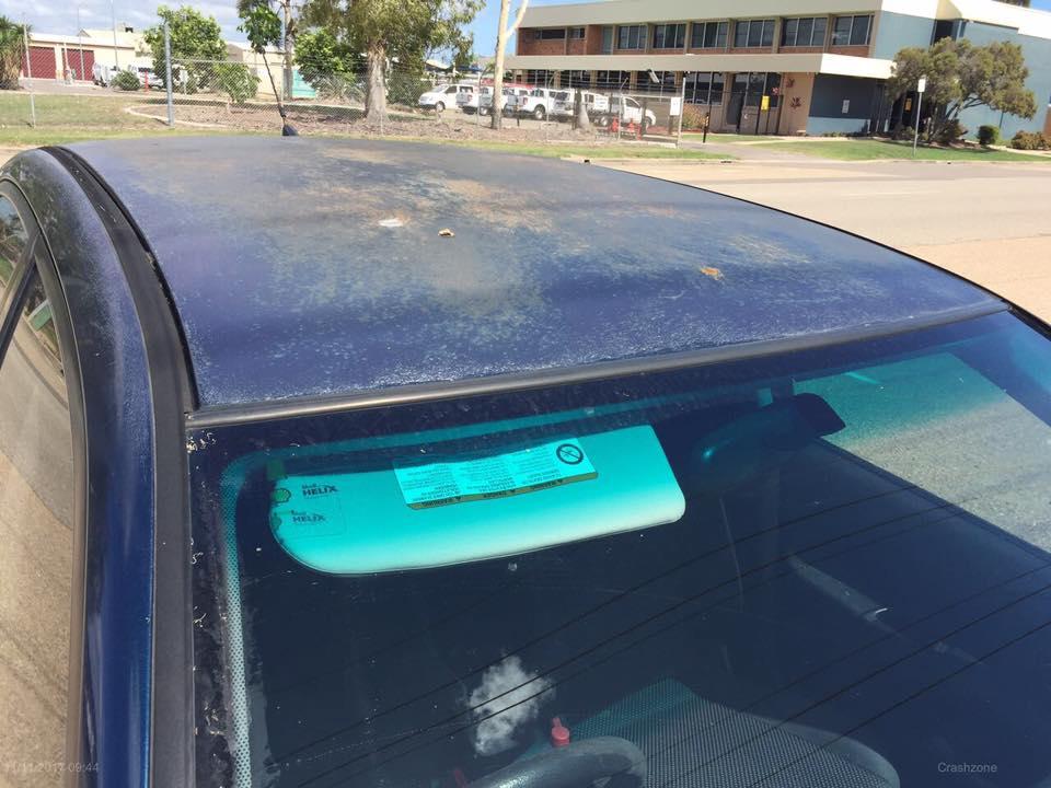 Townsville Mini Cost Body Repair Photos