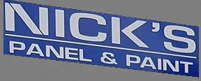 Nick's Panel & Paint Logo
