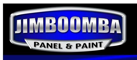 Jimboomba Panel and Paint Logo