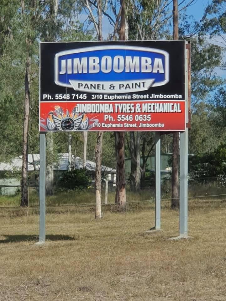 Jimboomba Panel and Paint Photos