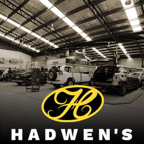 Hadwen's Prestige Collision Repairs Photos