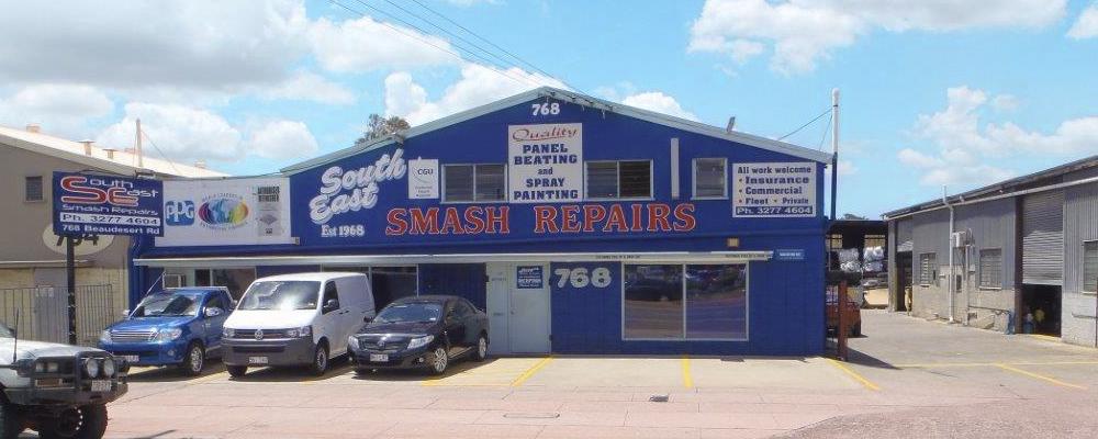 South East Smash Repairs Photos