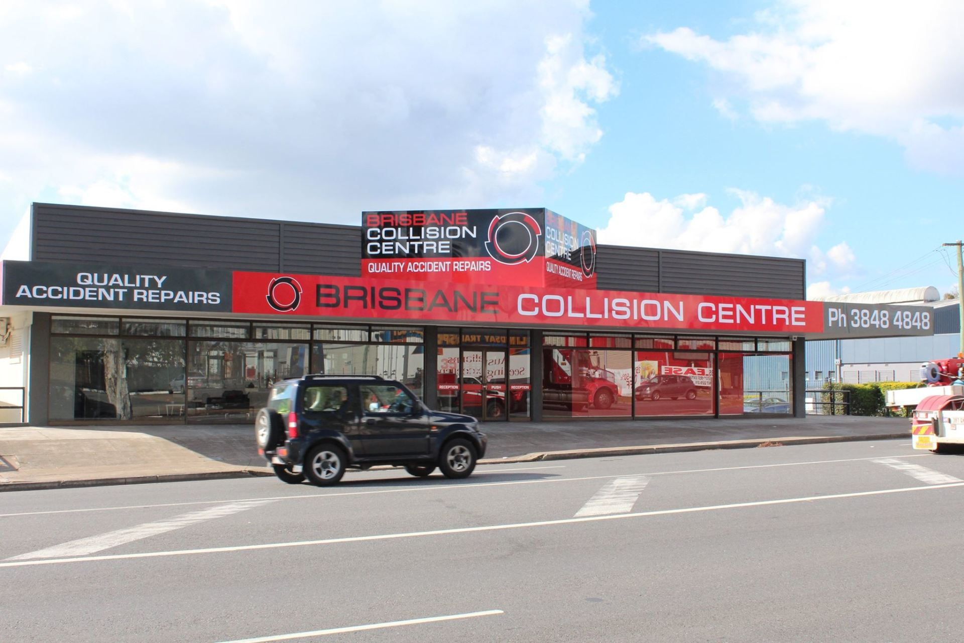 Brisbane Collision Centre Photos
