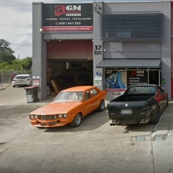 GM Smash Repairs