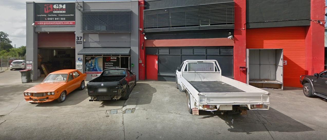 GM Smash Repairs Photos