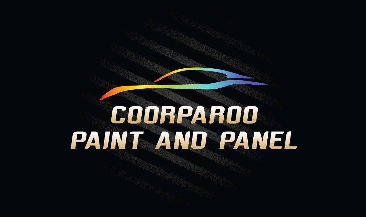 Coorparoo Paint & Panel Logo