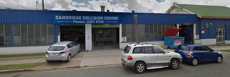 Cambridge Collision Centre Photos