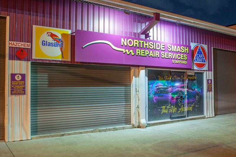 Northside Smash Repair Services - Stafford Photos