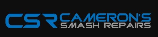 Cameron's Smash Repairs & 24HR Towing Logo