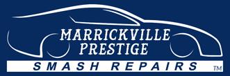 Marrickville Prestige Smash Repairs  Logo