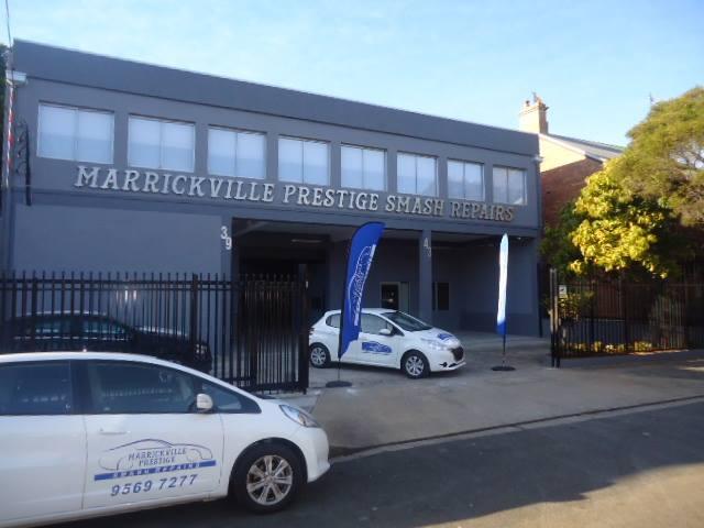 Marrickville Prestige Smash Repairs  Photos