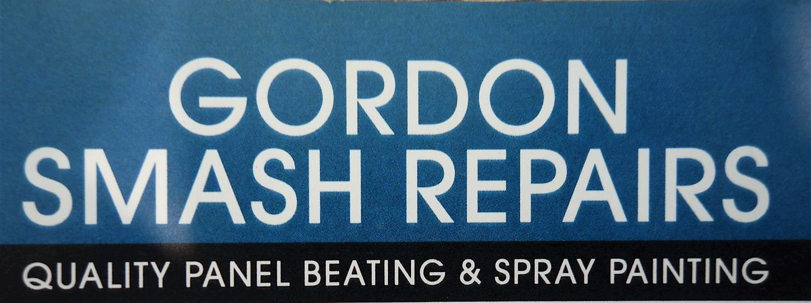 Gordon Smash Repairs Logo