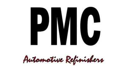 PMC Automotive Refinishers Logo