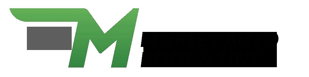 Morley Auto Body & Tint Logo