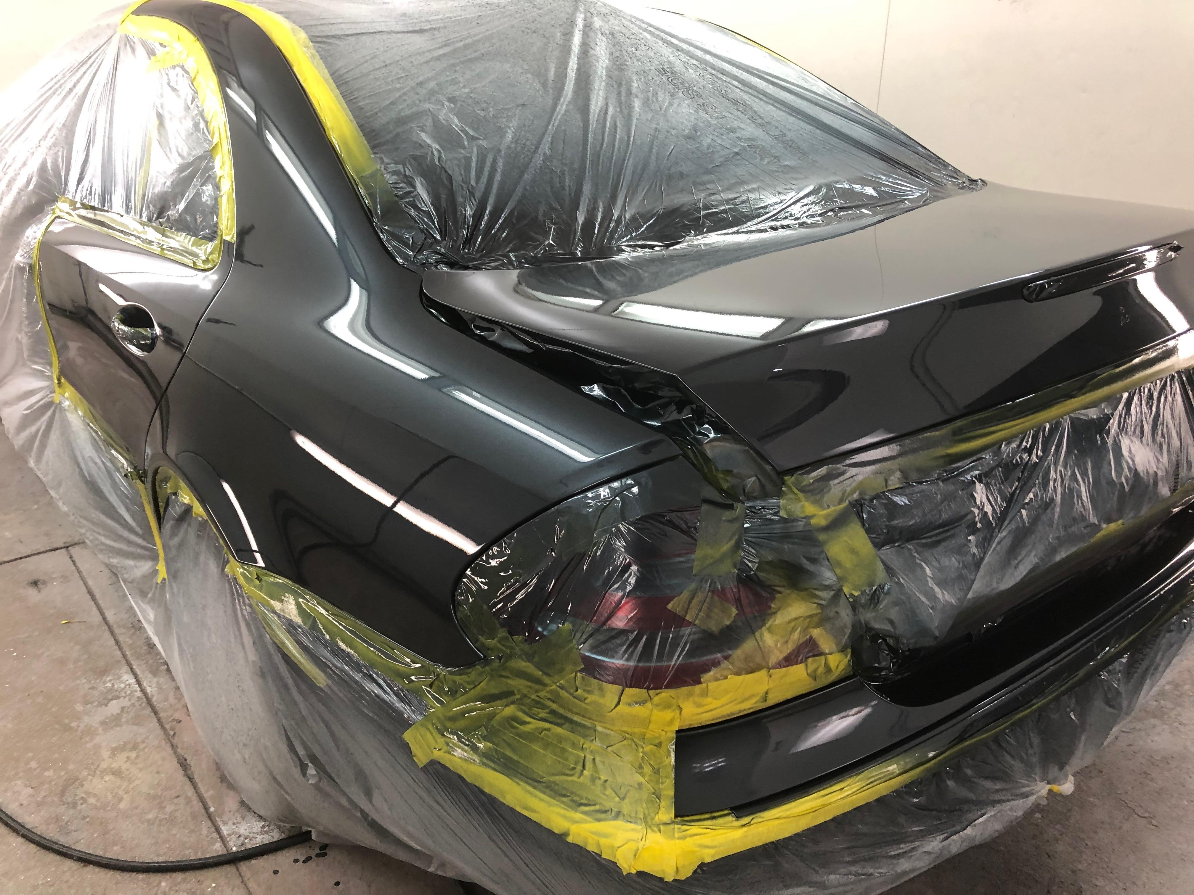 Eurocar Crash Repairs Photos