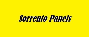 Sorrento Panels  Logo