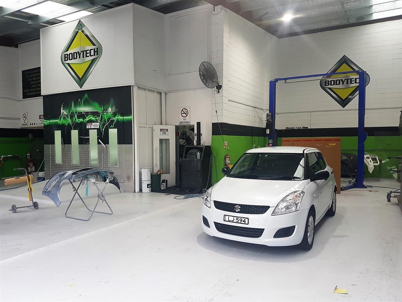 Bodytech Automotive Photos