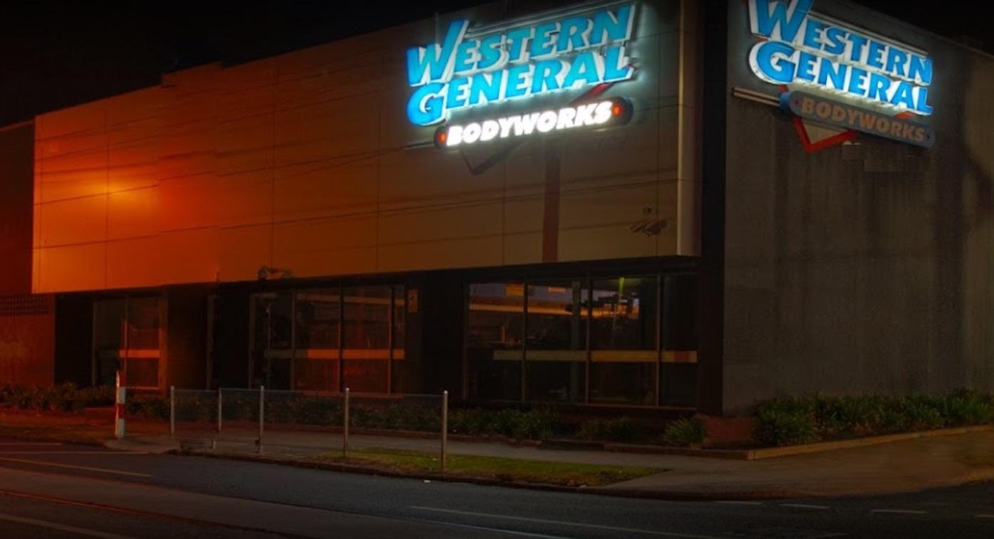 Western General Bodyworks Maribyrnong Photos