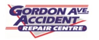 Gordon Ave Accident Repair Centre Logo