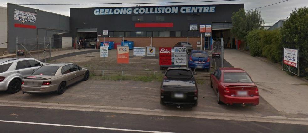 Geelong Collision Centre Photos