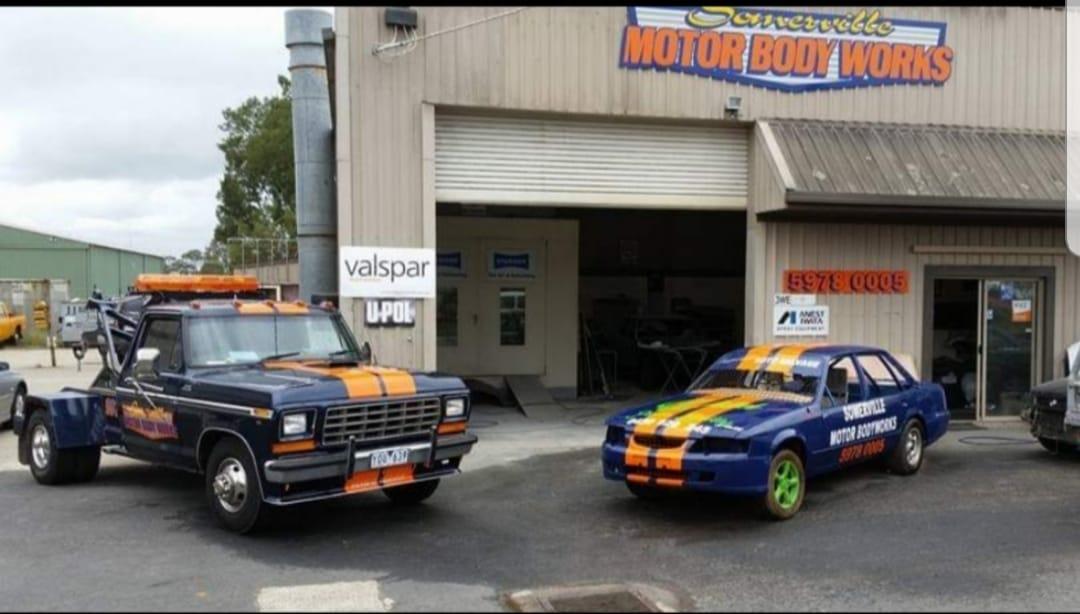 Somerville Motor Body Works Photos