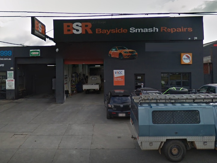 Bayside Smash Repairs Photos
