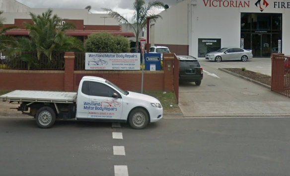 Westland Motor Body Repairs Photos