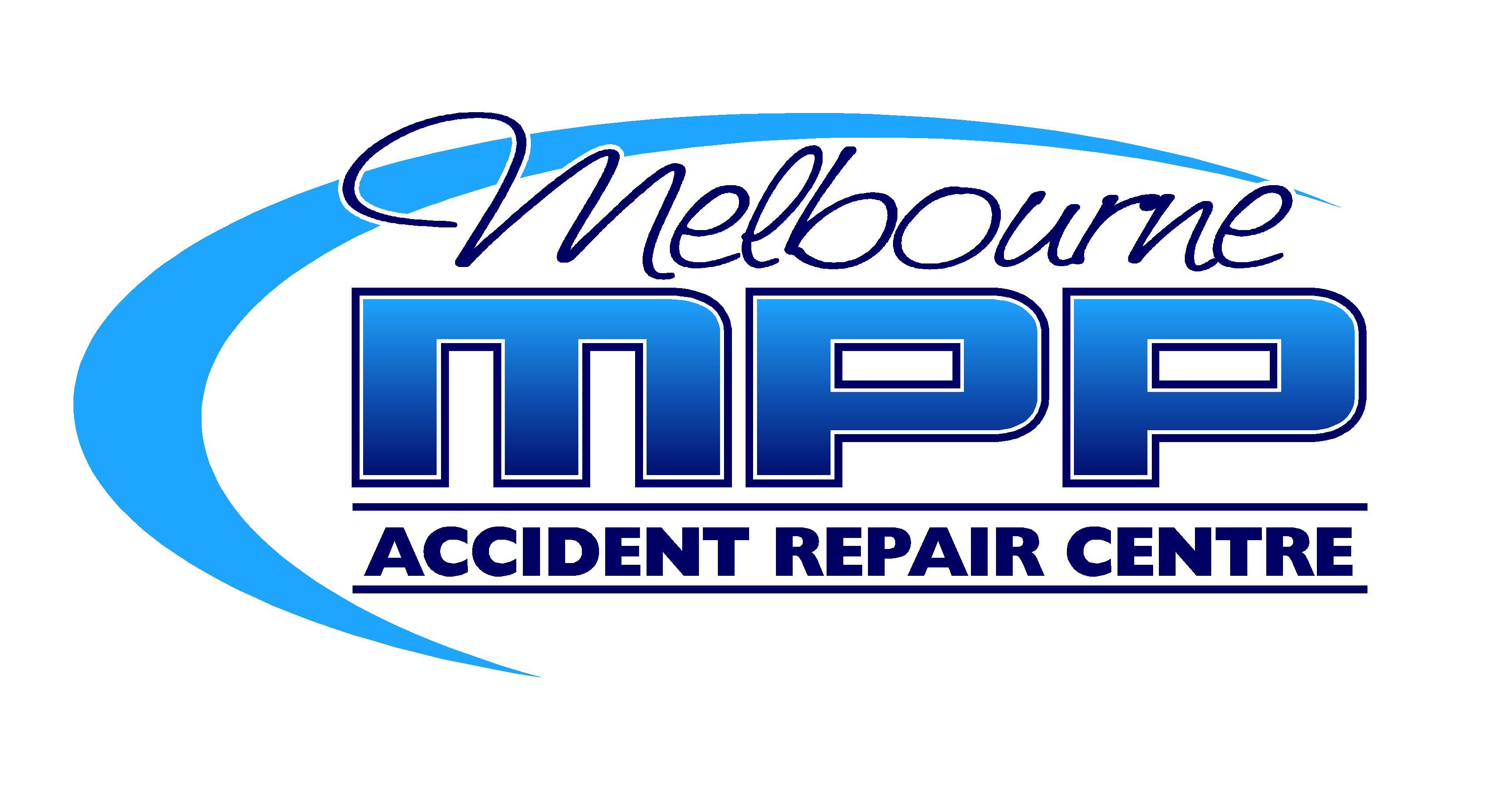 Melbourne MPP Accident Repair Centre Logo