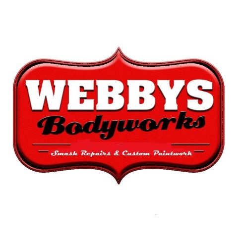 Webbys Body Works Logo