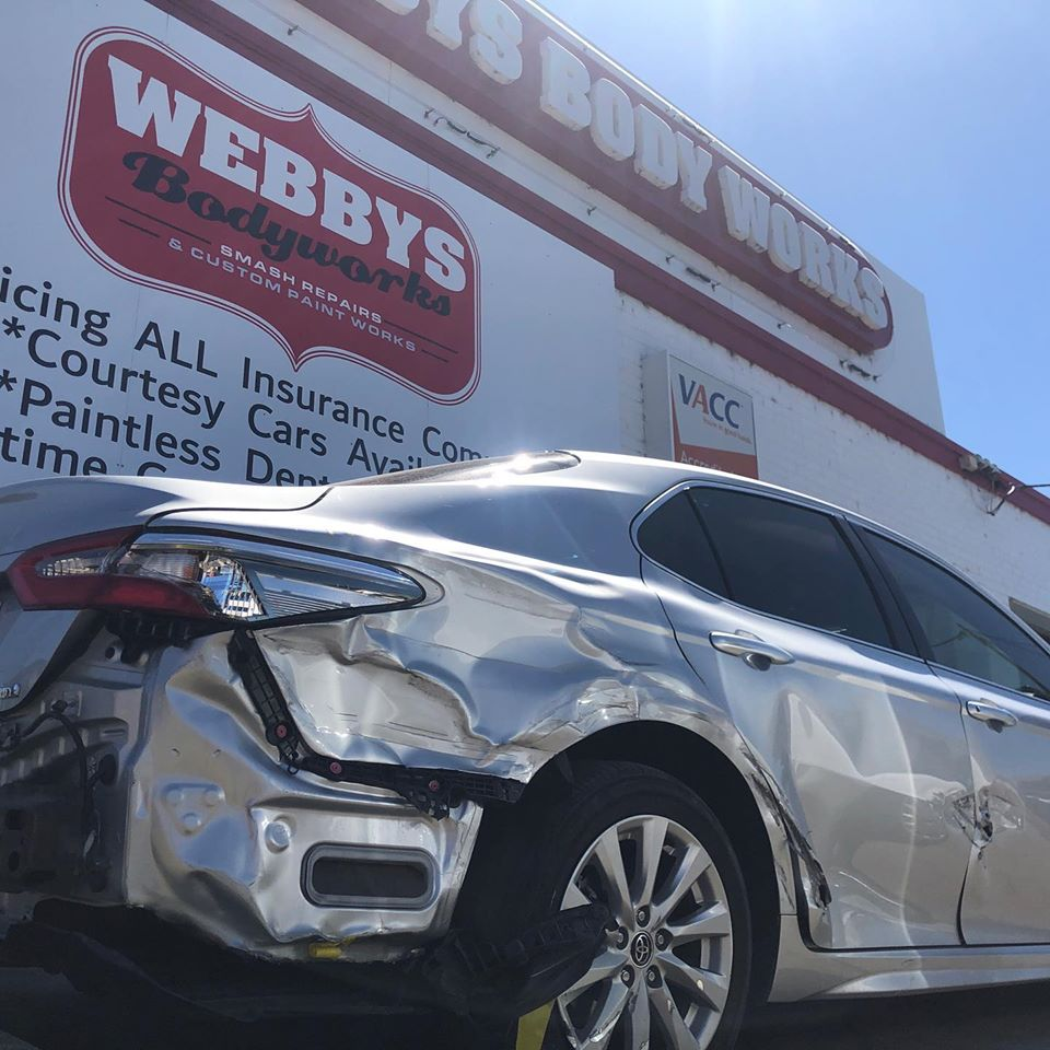 Webbys Body Works Photos