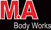 M.A Body Works Logo
