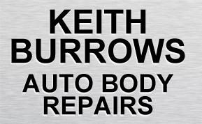 Keith Burrows Auto Body Repairs Logo