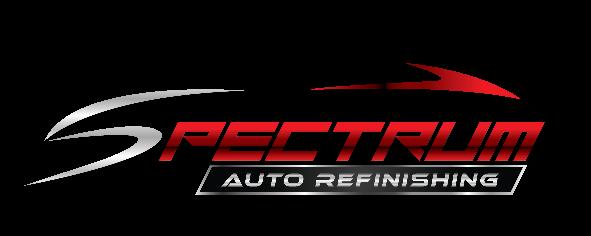 Spectrum Auto Refinishing Logo