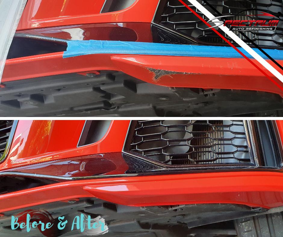 Spectrum Auto Refinishing Photos