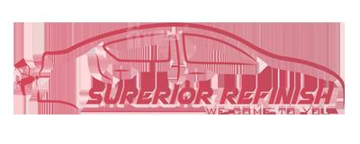 Superior Refinish  Logo