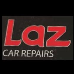 Laz Car Repairs Logo