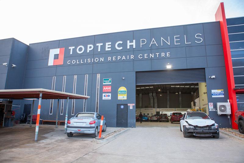 Top Tech Panels Photos