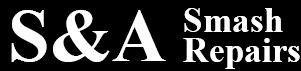 S&A Smash Repairs Logo