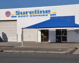 Sureline Body Repairs Photos