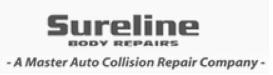 Sureline Body Repairs Logo