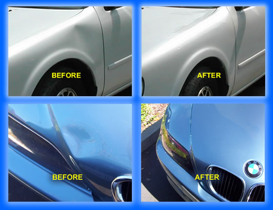 Top Coat Auto Touch Up Spray Painting Photos