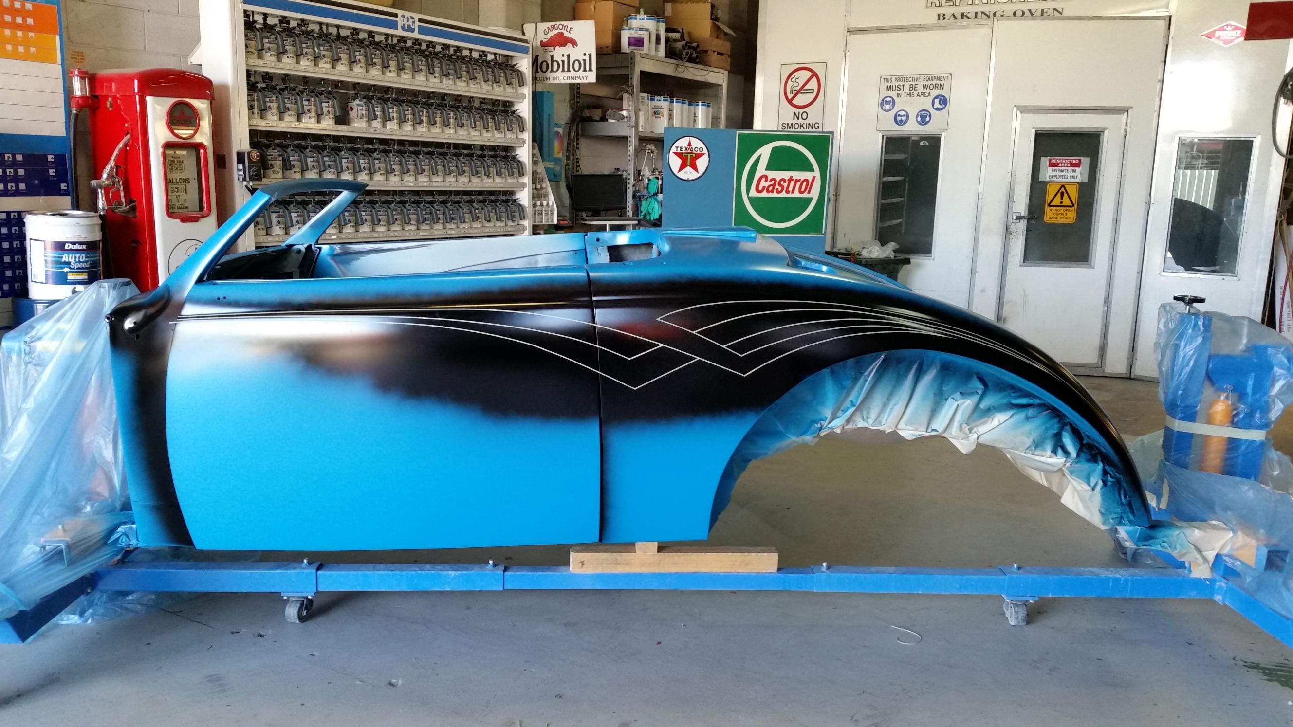 Adelaide Auto Refinishers Photos