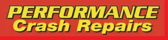 Performance Spray Painting & Crash Repairs Logo