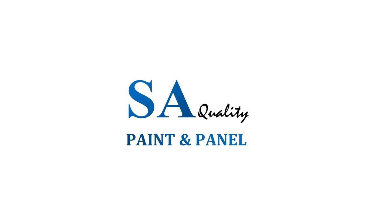 Sa Quality (Paint & Panel) Logo