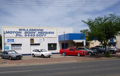 Willsmore Motor Body Repairs Photos