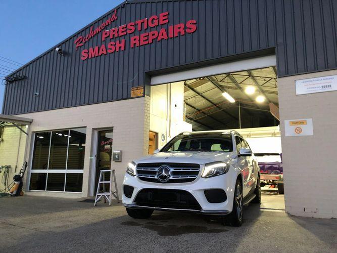 Richmond Prestige Smash Repairs Photos